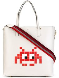 сумка-тоут 'Space Invader Ebury' Anya Hindmarch