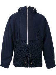 куртка с капюшоном на молнии Kolor