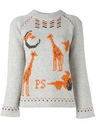 вязаный свитер  Ps By Paul Smith