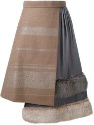 асимметричная юбка Kolor