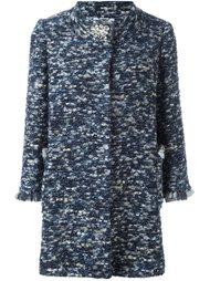 пальто с узором  Blugirl