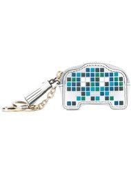 кошелек для монет 'Space Invaders Robot' Anya Hindmarch