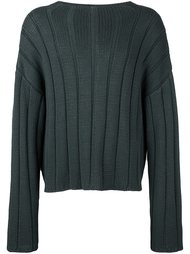 свитер в рубчик  Dolce & Gabbana Vintage