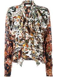 блузка с рюшами Faith Connexion