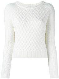 вязаный свитер  Blugirl