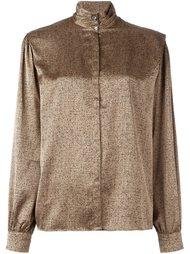 классическая рубашка  Louis Feraud Vintage