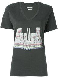 футболка c V-образным вырезом   Isabel Marant Étoile