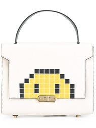 маленькая сумка на плечо 'Pixel Smiley Bathurst'  Anya Hindmarch
