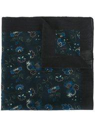 нагрудный платок с цветочным принтом Paul Smith