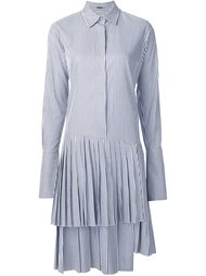 pleated shirt dress Adam Lippes