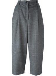 укороченные широкие брюки Dolce & Gabbana