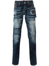 прямые джинсы 'Justin' Philipp Plein