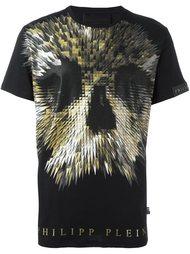 футболка 'Mr. Nobody' Philipp Plein