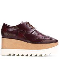 туфли на платформе со шнуровкой Stella McCartney