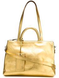 сумка на плечо с биркой Marsèll