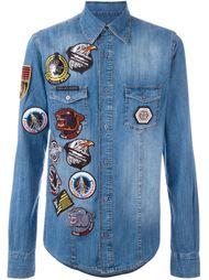 джинсовая куртка 'Overloaded'  Philipp Plein