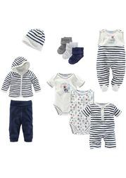 Комплект для новорожденного, 10 частей KLITZEKLEIN