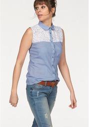 Кружевная блузка AJC