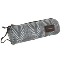 Пенал Quiksilver Pencil Print Dreamweaver Grey