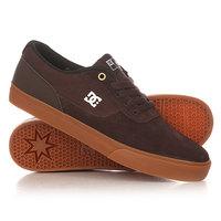 Кеды кроссовки низкие DC Switch S Brown/Gum