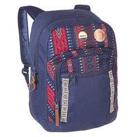 Рюкзак городской женский Roxy Sand J Bkpk Sayra Blue Print