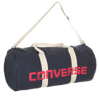 Сумка спортивная Converse Graphic Barrel Duffel Blue