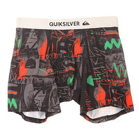 Трусы Quiksilver Tip Top Bxbr Labyrinth Green
