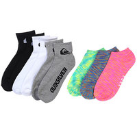 Комплект носков Quiksilver, Roxy Для Второй Половины Multi