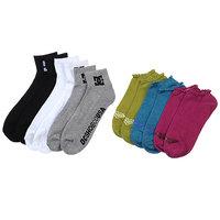 Комплект носков DC, Roxy Для Второй Половины 2.2 Multi Quiksilver