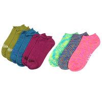 Комплект носков женский Roxy Неделя Без Забот Multi