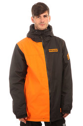 Куртка Grenade Gjmw3-030013 Jacket Tracker Black/Orange