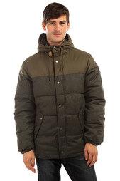 Куртка зимняя Quiksilver Woolmore Forest Night