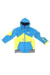 Куртка детская Picture Organic Jura Blue