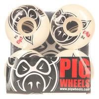 Колеса для скейтборда для скейтборда Pig Head Natural 54 mm