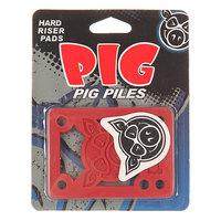 Подкладка Pig Piles Riser Red