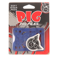 Подкладка Pig Piles Soft Shockpads Blue