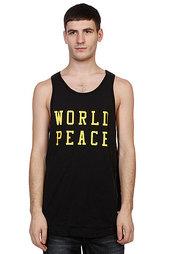 Майка K1X World Peace Tank Top Black