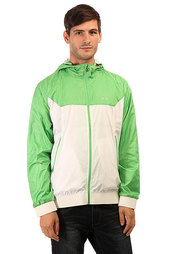 Ветровка Oakley Plunging Breaker Jacket Island Green