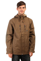 Куртка Volcom Waxed Insulated Jacket Teak