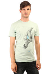 Футболка Volcom Into The Void Lightweight Coastal Blue