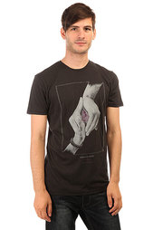 Футболка Volcom Into The Void Lightweight Tinted Black