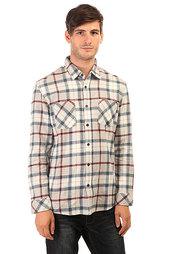 Рубашка в клетку Quiksilver Fithrower Fitzthrower Lgh
