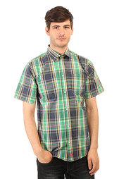 Рубашка в клетку Dickies Hollins Emerald