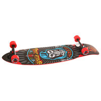 Лонгборд Santa Cruz S6 Flex Tech Trippin Cruzer Black 9.72 x 37.78 (96 см)