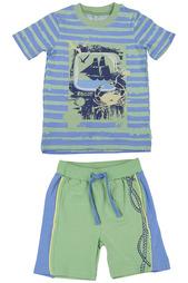Комплект: футболка, шорты Kogankids
