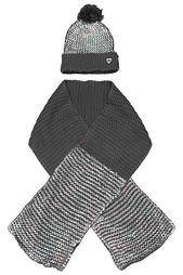 Шапка и шарф L.M.J