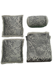 Набор: одеяло, подушка-валик EDELZEIT