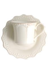 Набор чайных пар 220 мл 6 шт. H&H H&;H