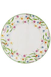 """Тарелка обеденная 27 см , """"Аквитания"""" IMARI"""