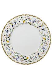 "Тарелка обеденная 27 см , ""Шампань"" IMARI"